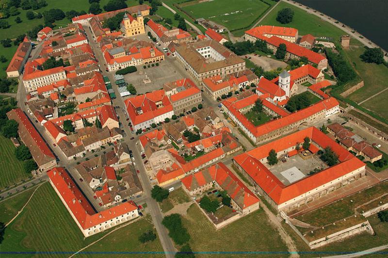 Osijek baroqe fortress