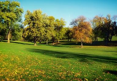 Parks of Osijek
